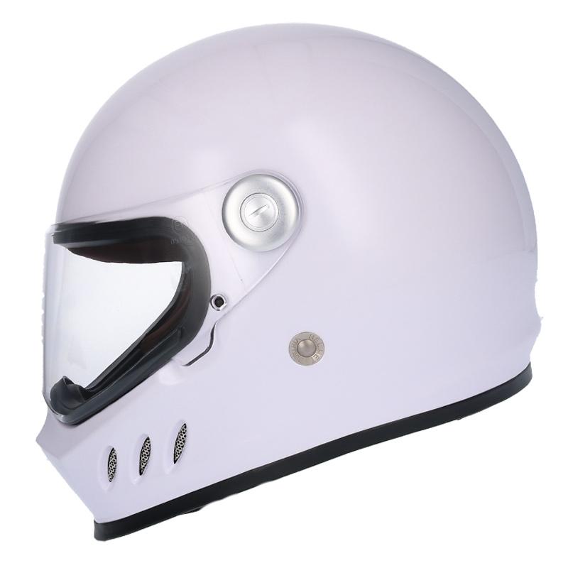 c4ecdbec Casco SH800 Pure Shiro Blanco Integral | Nilmoto