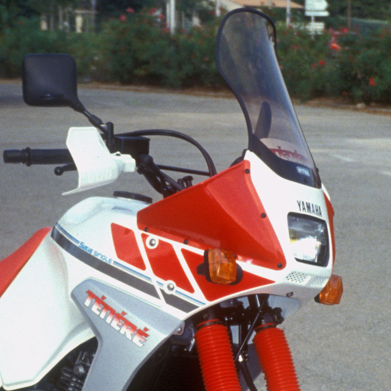 Cupula Touring MRA Yamaha XTZ 660 Tenere 91-99 ahumado