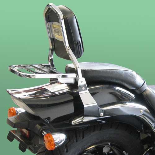 Spaan respaldo sin porta suzuki intruder 800 nilmoto for Porta 800