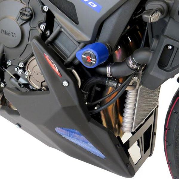 Protector para dep/ósito de Gas de Motocicleta para Yamaha MT-10 FZ-10 MT10 2016-2017 16-17