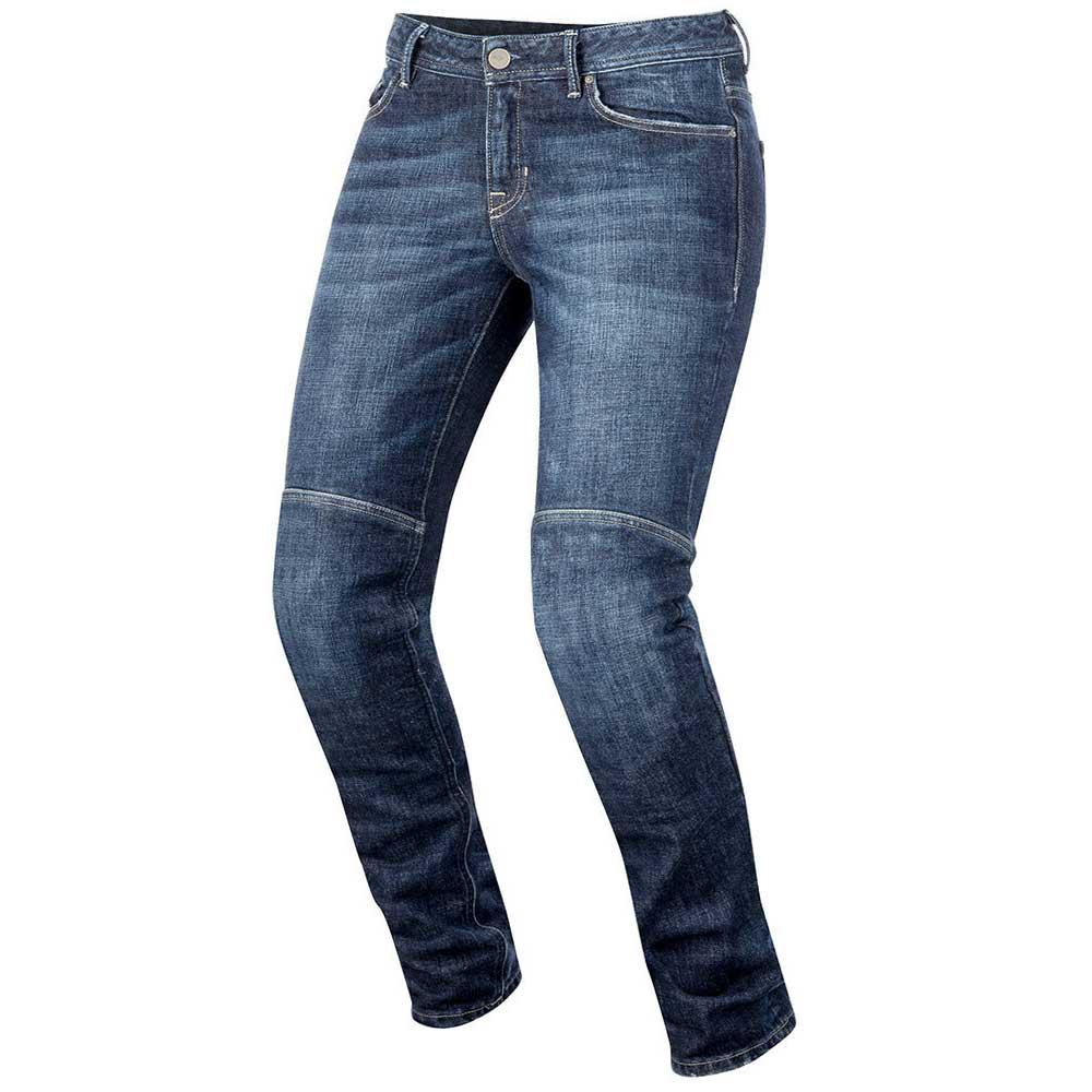 prendas de vestir exteriores de todos los tiempos pantalones vaqueros o tejanos moto mujer. Black Bedroom Furniture Sets. Home Design Ideas