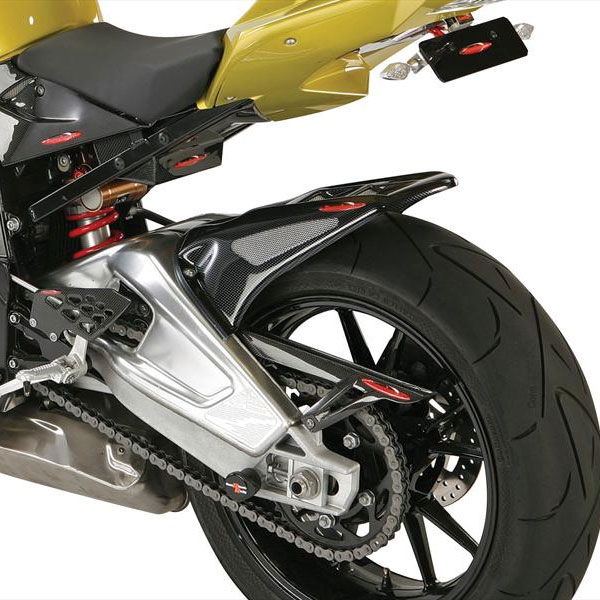 Bmw s 1000 RR R hasta 2019 aufnahmehülse basculante individualmente pro bolt m8 aluminio rojo hp4