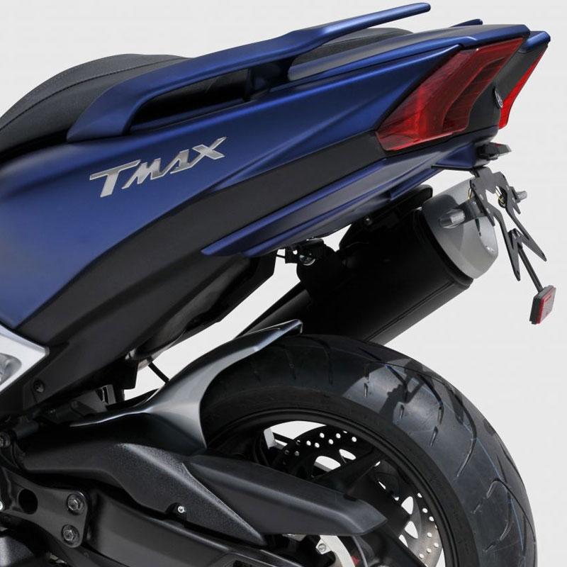 edab1b06d5e Guardabarros trasero Racing Ermax Yamaha TMAX 530 17- | Nilmoto