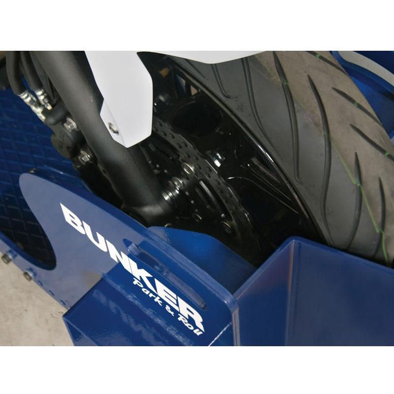 Sistema antirrobo de scooter para garaje bunker park roll artago bpr68s nilmoto - Antirrobo moto garaje ...