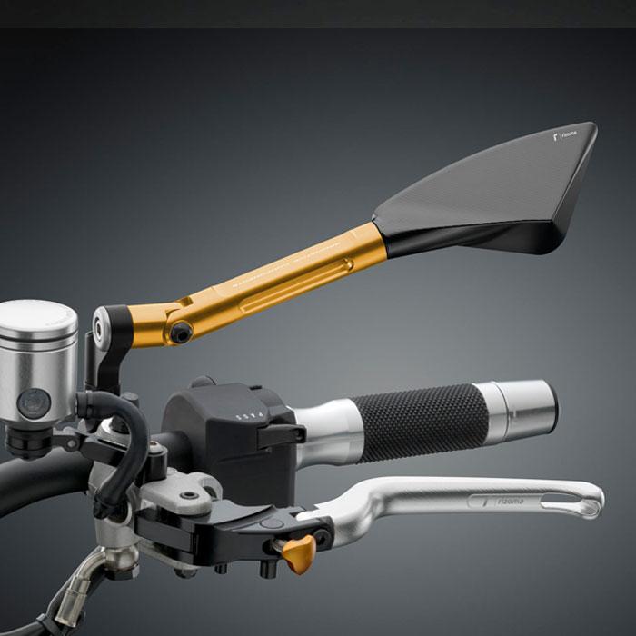 Espejo retrovisor para moto rizoma modelo tomok nilmoto for Espejo universal para moto