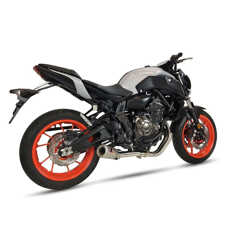 Escape completo ixil Yamaha MT07-XSR700