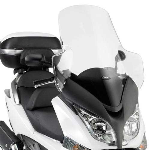 parabrisas transparente givi moto honda sw t 400 600 2009. Black Bedroom Furniture Sets. Home Design Ideas