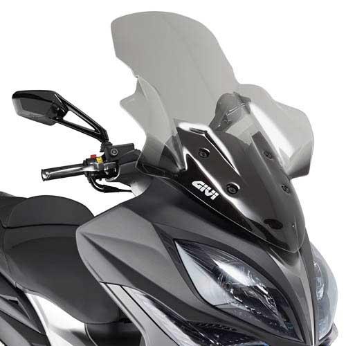 parabrisas transparente givi moto kymco xciting 400i 2013 16 nilmoto. Black Bedroom Furniture Sets. Home Design Ideas