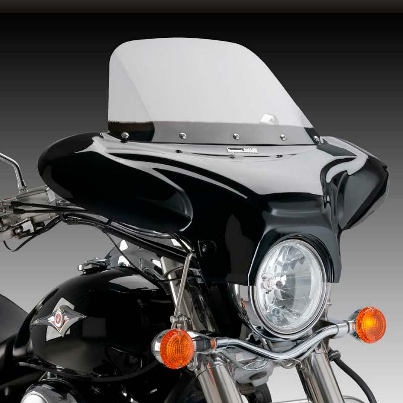 Parabrisas modelo BATWING montaje universal | Nilmoto