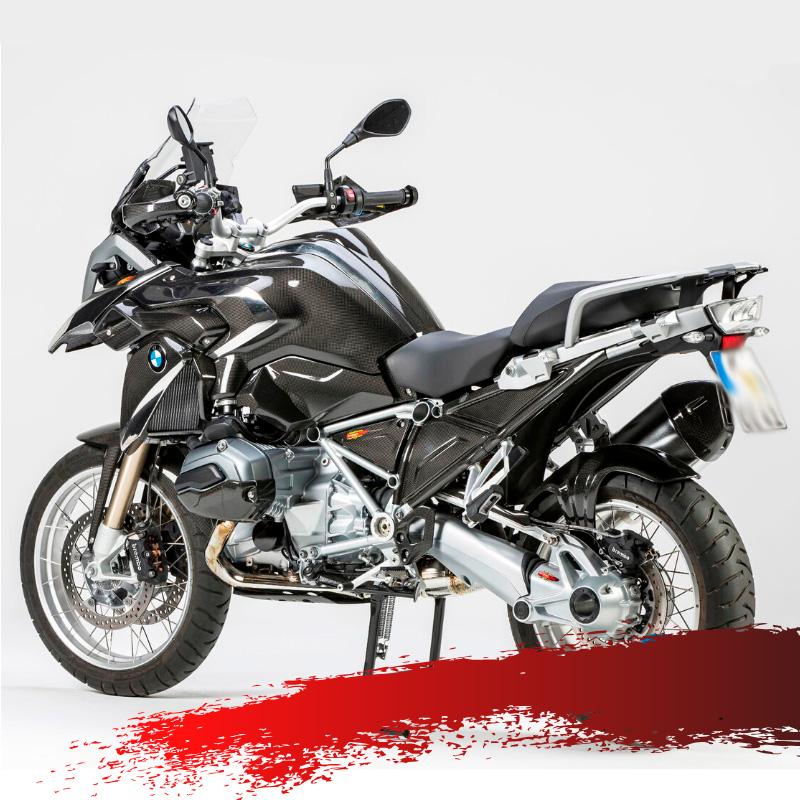 Kits piezas carbono para moto BMW R 1200 GS 2013-2016