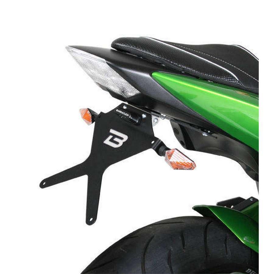 Tapa Colin-asiento Kawasaki Z750 04-06 Para Motos y