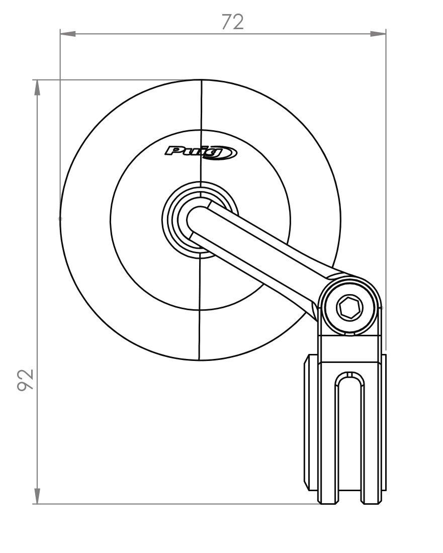 Forfar protector de vaina Ciclo de la bicicleta MTB Tenedor frontal Sello de la cubierta Wrap horquillas de suspensi/ón P