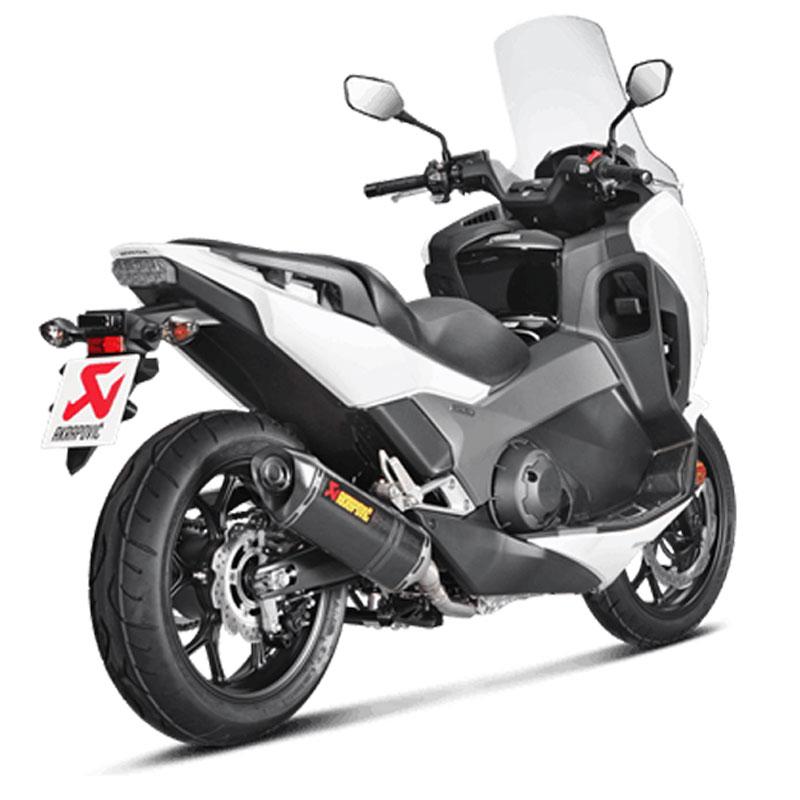 Escape Akrapovic Carbono Honda Integra NC700 S-X/NC750 S-X