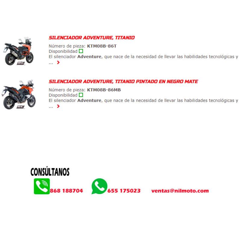 Tapas Laterales Puig KTM 1190 Adventure\ R 13-16 Negro Mate