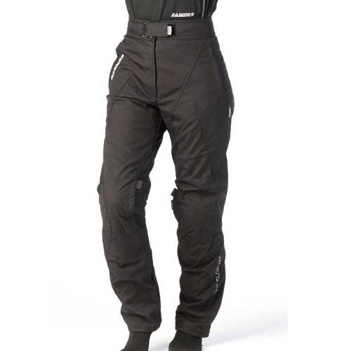 Pantalon Moto Iniverno Rainers Para Mujer Modelo Sydney Impermeable Nilmoto