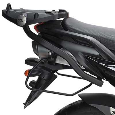 Soporte Bolsas Lateral Givi Kappa Moto Yamaha Fz6 Fz6 600