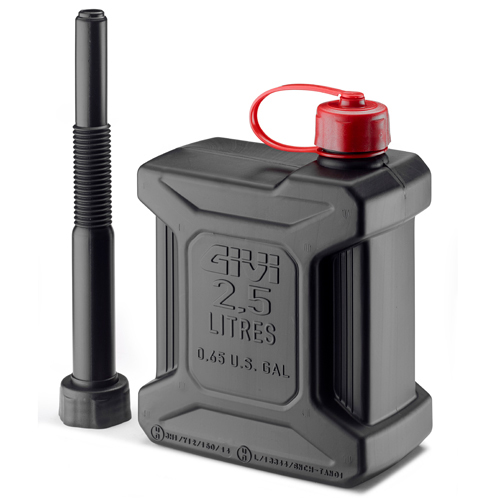 Bidon 25 Litros Givi Homologado Para El Transporte De Gasolina Agua