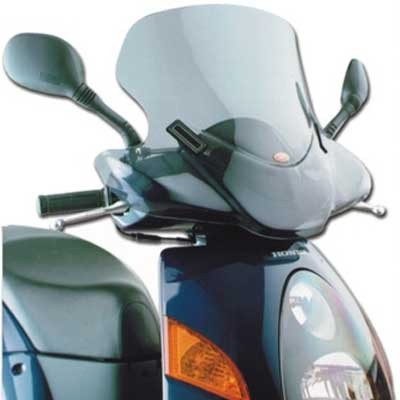 Parabrisas Puig para Scooter City Touring moto Honda Scoopy Spacy Cha 125 1999