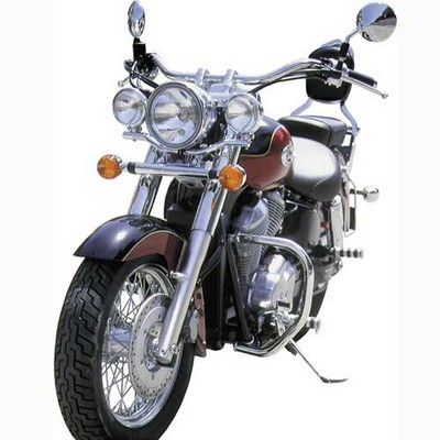 SPAAN Defensa - (Tubo Diam.30 mm) HONDA VT 750 SHADOW y VT 750 S