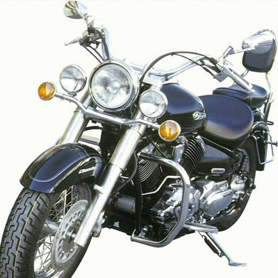 Defensa proteccion del motor 38 mm YAMAHA DRAG STAR 1100 XVS-XVSA