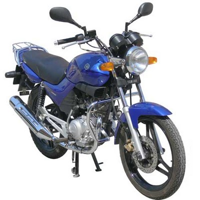 SPAAN Defensa - (Tubo Diam.30 mm) YAMAHA YBR 125