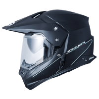 Casco Mt Synchrony Duo Sport Solid Negro Mate