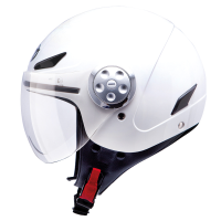 Casco Mt Urban Kid Solid Blanco
