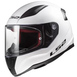 Casco LS2 Rapid Solid blanco