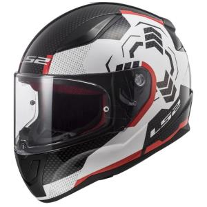 Casco LS2 Rapid Ghost