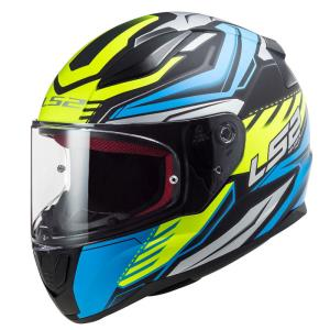 Casco LS2 Rapid Gale amarillo