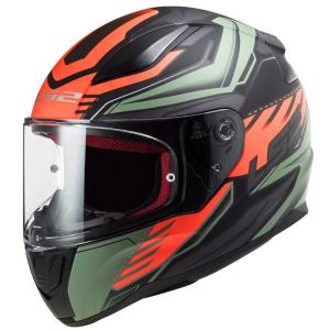 Casco LS2 Rapid Gale verde