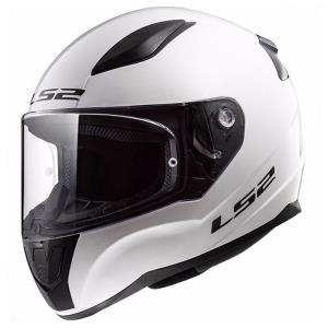 Casco LS2 Rapid Mini Solid blanco