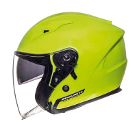 Casco Mt Avenue Sv Solid Amarillo Fluor