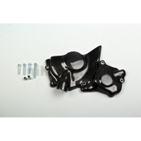 Protector carter-embrague y pickup fibra carbono TFSuperbike Yamaha R1 15-