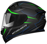 Casco Mt Kre Sv Intrepid C1 Verde Fluor