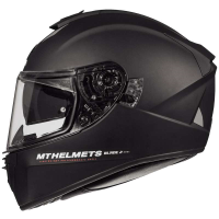 Casco Mt Blade2 Sv Solid A1 Negro Mate