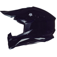 Casco Mt Falcon Solid A1 Negro