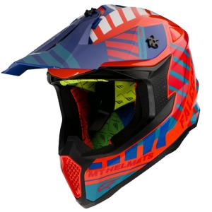 Casco Mt Falcon Energy B14 Naranja
