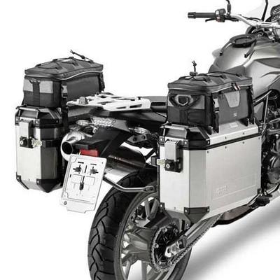 Kit Montaje Maletas Traseras Monorack Givi Honda Cb500x