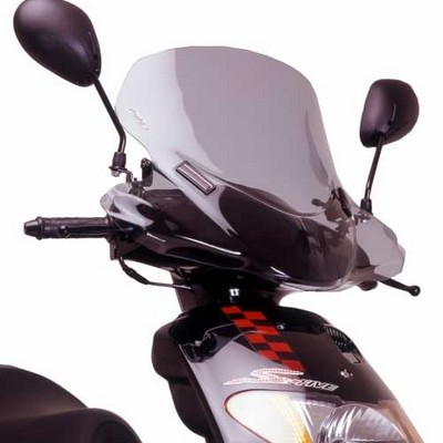 Cupula Puig para Scooter City Touring marca Daelim S Five
