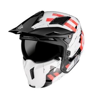 Casco Mt Streetfighter Sv Skull2020 A0