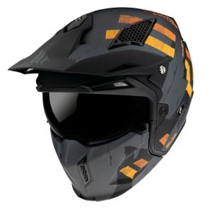 Casco Mt Streetfighter Skull2020 A12