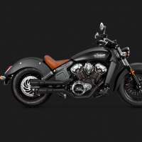 Sistema escape Vance Hines Indian Scout 2015-