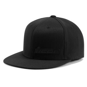 Gorra Icon Fused en negro
