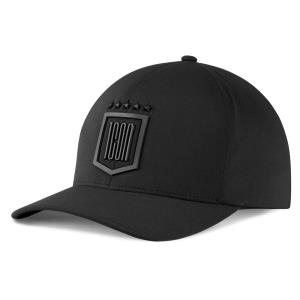 Gorra Icon 1000 Tech en negro