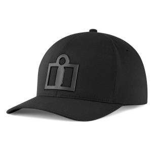 Gorra Icon Tech en negro