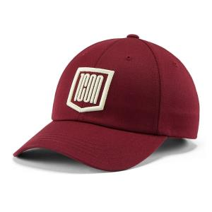 Gorra Icon 1000 Rad Dad en rojo