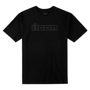 Camiseta OG logotipo Icon en negro
