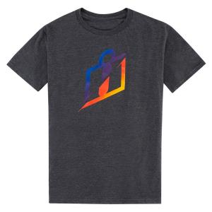 Camiseta Icon RS Gradient en gris