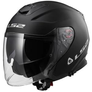 Casco LS2 Infinity Solid negro mate